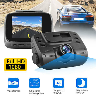 1080P HD WiFi Hidden Car Vehicle DVR Camera Video Recorder Dash Cam Night Vision