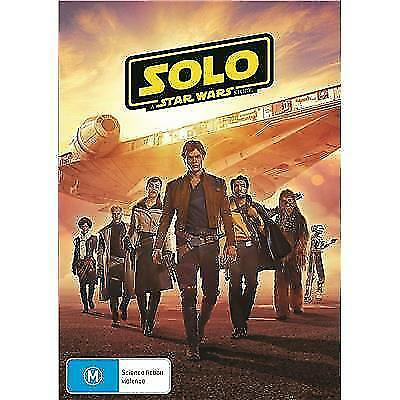 A Solo - Star Wars Story (DVD, R4)