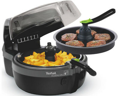 Yv 9601 Actifry 2In1 Heissluft-Fritteuse Black