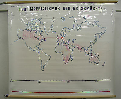 Schulwandkarte Wall Map Risk Game World Map Imperialismus 131x113 Tablecloth