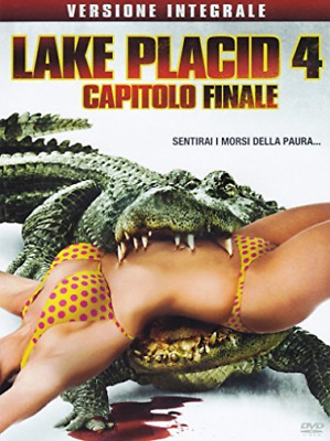 Lake Placid 4 - Capitolo Finale DVD NEW