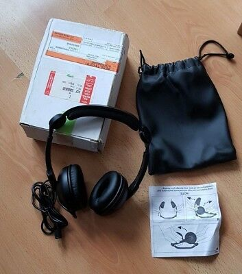 NEW Range Rover Sport, Discovery 3 & Discovery 4 In Car DVD Headphone XQF500060