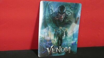 VENOM - 3D Lenticular Magnet / Magnetic Cover for BLURAY STEELBOOK