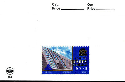 Juarez Hospital Health Medicine 1997 Mexico Mnh