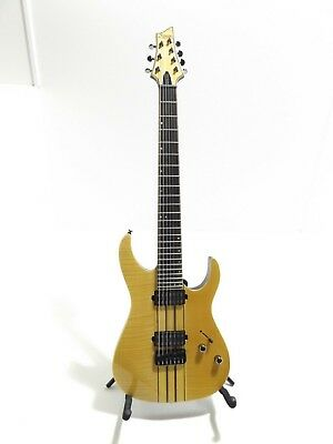 Schecter Banshee Elite-7 Electric Guitar, Gloss Natural- DAMAGED- RRP £1019