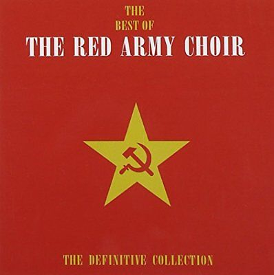 The Red Army Choir - Definitive Collection - The Red Army Choir CD MJLN The Fast
