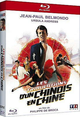 Blu-Ray : Les Tribulations d'un Chinois en Chine / J-P. Belmondo / NEUF cello.