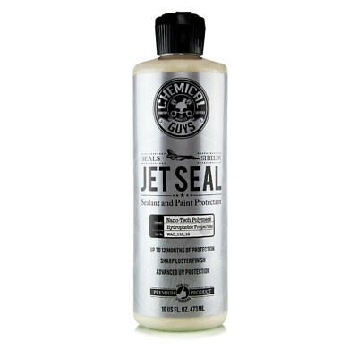 Jet Seal Sealant Paint Protectant 16oz 473ml Protection Chemical Guys WAC_118_16