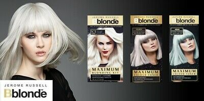 Jerome Russell Bblonde Highlighting Kits & Toners