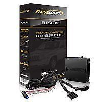 New! Flash Logic FLRSCH5 Remote Start for 2005-2018 Chrysler Dodge Jeep Vehicles