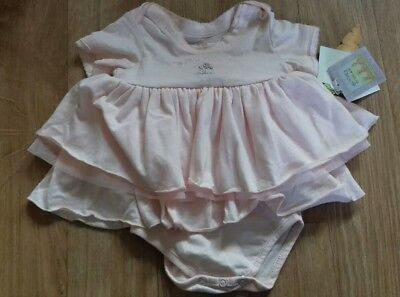 "Bunnies By The Bay ""My First  Girlie Dress"" bnwt 3-6 months"