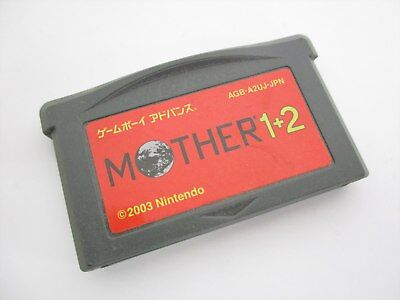 Game Boy Advance Mother 1+2 Earthbound Zero Nintendo nur Kassette Gbac