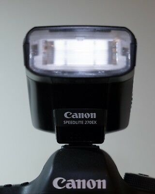 Canon Speedlite 270EX Shoe Mount Flash for  Canon