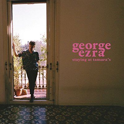 George Ezra-Staying At Tamara`S CD NEW