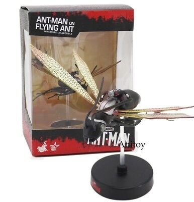 Ant Man/ Figura Ant Man On Flying Ant 8 Cm - Action Figure Marvel In Box