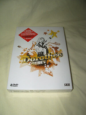 """"""" Coffret Collector Dorothee Bercy Concert Spectacle 90 92 94 96 Tf1 Ab Neuf"""