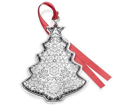 Gorham 2018  Annual Christmas Tree Ornament 2nd Edition NEW in box, Sterling