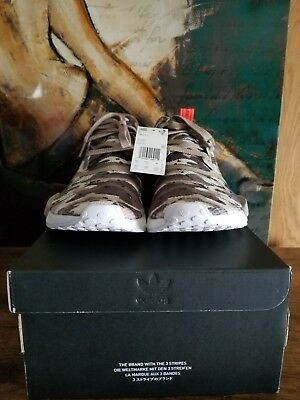 5381647ca0f ADIDAS ORIGINALS NMD R1 Clear Brown/Solar Red MEN'S COMFY SHOE LIFESTYLE  SNEAKER