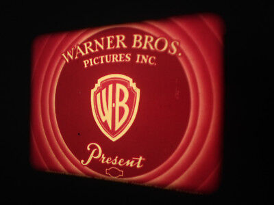 16mm sound  LITTLE PANCHO VANILLA. Warner Bros classic cartoon.
