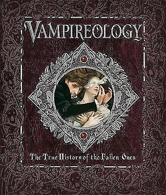 Vampireology by Nick Holt, Various Various (Hardback) Book