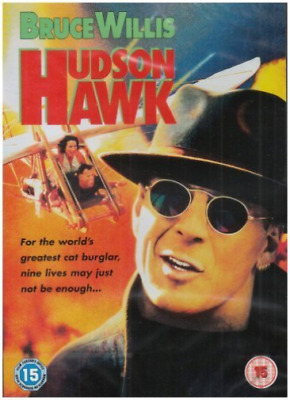 Bruce Willis, Andie MacDowell-Hudson Hawk DVD NEW