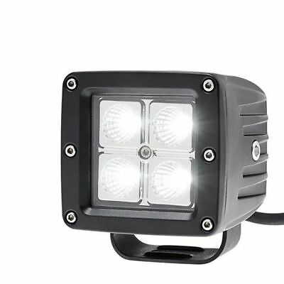 "Race Sport Accessories RS-4L-3X316W 3"" x 3.25"" 16W Driving Light with 4 LED CREE"