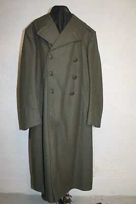 1944 Dated USMC Overcoat Size 6L