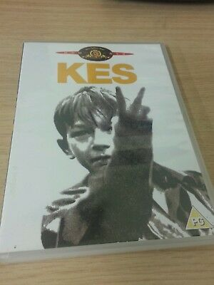 Kes - Uk R2 Dvd Directed by Ken Loach Classic Movie !