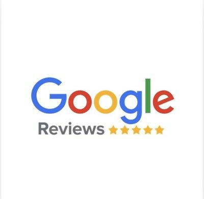 (1) Five Star Google Review (100% Real Person Usa)
