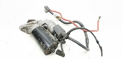 VW CADDY EOS /& TOURAN 2.0 TDi DIESEL 6 SPEED MANUAL 2004-2010 NEW STARTER MOTOR