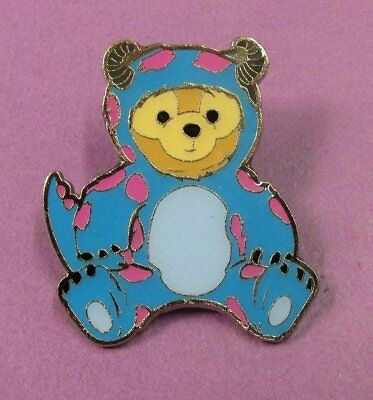 Disney HKDL - Duffy Bear Costume Series - Duffy as Sulley from Monster Inc
