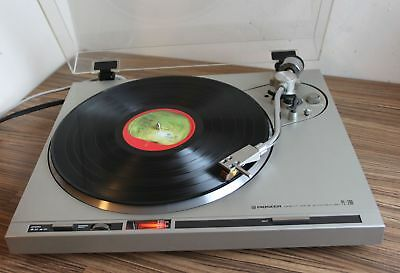 Pioneer PL-200 Direct Drive Turntable (1980)