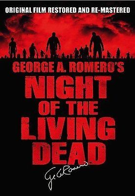 NIGHT OF THE LIVING DEAD New DVD 40th Anniversary Edition