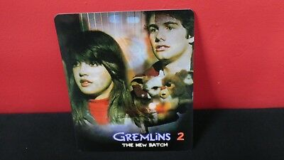 GREMLINS 2 - 3D Lenticular Magnetic Cover Magnet for BLURAY STEELBOOK