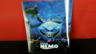 FINDING NEMO - 3D Lenticular Magnetic Cover / Magnet for Bluray Steelbook
