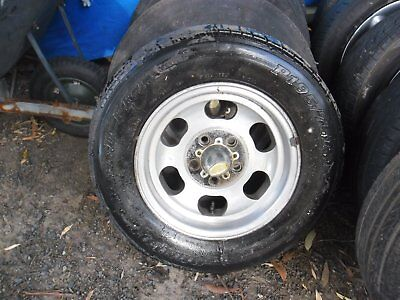 Holden Early Set Mag Alloy Wheels Ht Hg Hr Eh