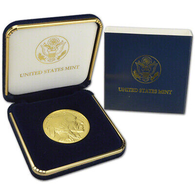 2019 American Gold Buffalo 1 oz $50 in U.S. Mint Giftbox