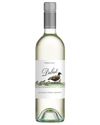 Capel Vale Debut Sauvignon Blanc Semillon White Wine Margaret River 750mL bottle