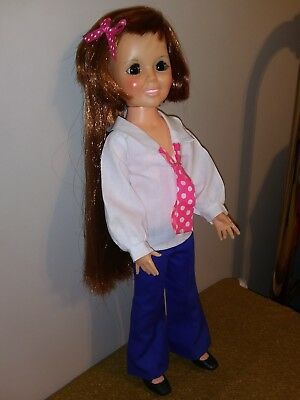 """""""City Pants"""" shirt & pants For YOUR Crissy Doll HTF NO box pre-owned clean"""