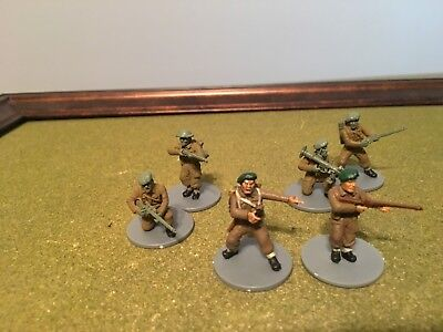 Warlord Games Bolt Action British commando command and support units