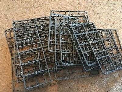 Warlord Games Bolt Action US army sprues used