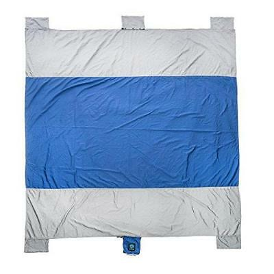 WildHorn Outfitters Sand Escape Compact Outdoor Beach Picnic Blanket Nylon
