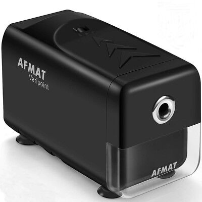 EFMAT Varipoint PS-B05 Heavy Duty Electric Pencil Sharpener 3 Settings  40% Off