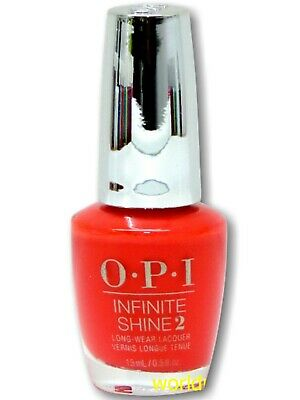OPI Infinite Shine Nail Polish TOKYO Collection ISL T89- Tempura-Ture Is Rising!
