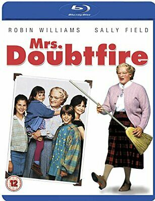Mrs. Doubtfire [Blu-ray] [1993] - DVD  CUVG The Cheap Fast Free Post