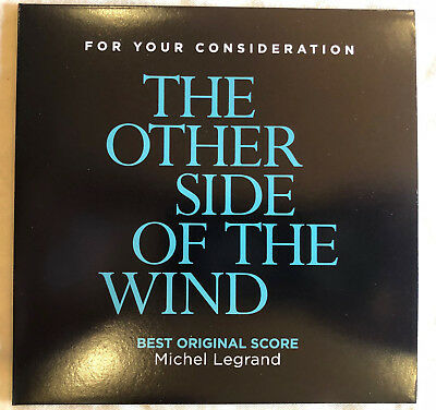 The Other Side of the Wind - FYC Score by Michel Legrand