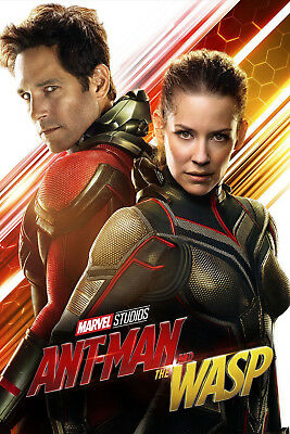 Marvel's Antman and the Wasp  - Digital Movie Code (From 4K Steelbook) w/ Bonus