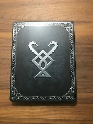 God of War Playstation 4 PS4 - Steelbook Case + Game