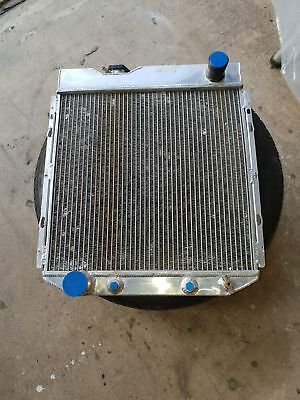 ford mustang 3 core radiator