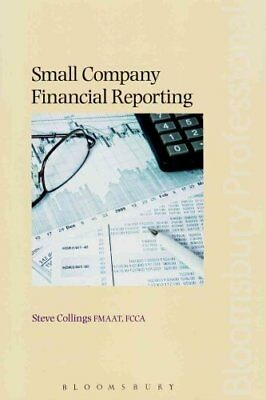 Small Company Financial Reporting by Steve Collings 9781780438740